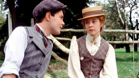 anne of green gables 0147514002 jonathan crombie on working with megan follows anne of green gables
