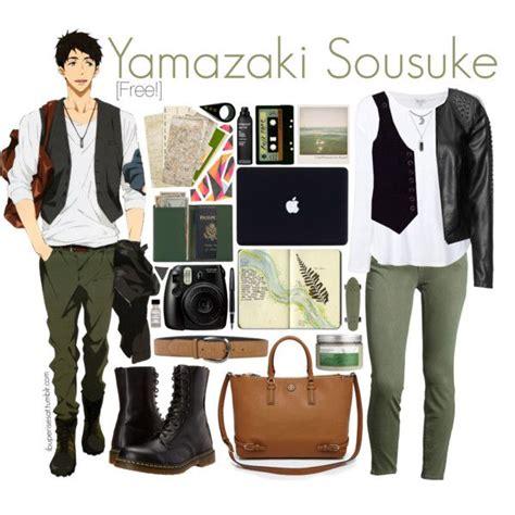 casual of sousuke yamazaki from free iwatobi
