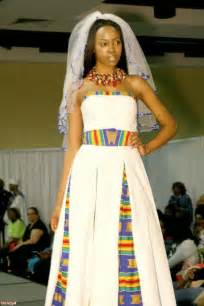 Fashion jewelry we design african bridal gowns evening wear ethnic