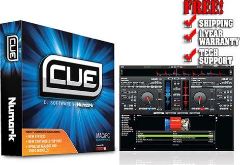 dj cue mp3 download numark cue software