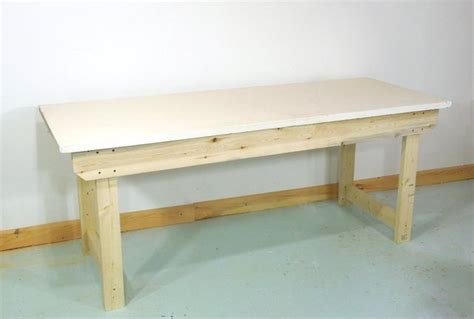 easy work bench how to build a simple sturdy workbench