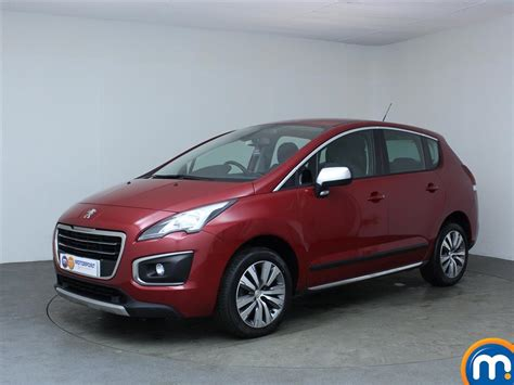 peugeot cars for sale second used peugeot 3008 for sale second nearly cars
