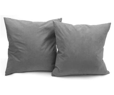 95 5 down feather pillow bed bath beyond microsuede deco pillow 18x18 feather and down filled