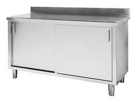 bloombety stainless steel counter top kitchen table
