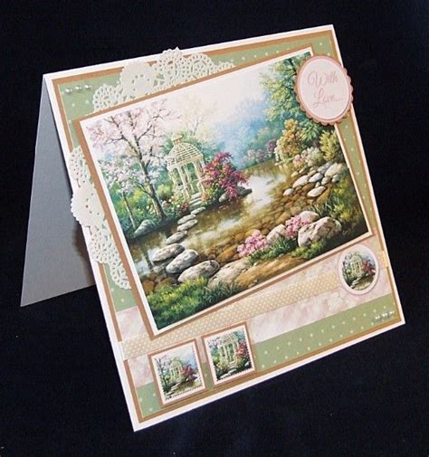 Joanna Sheen Decoupage - 55 best images about pond hill joanna sheen cards