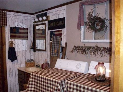 primitive americana bathroom bathroom designs