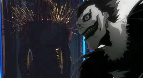 netflix s death note who speaks at the teaser s end