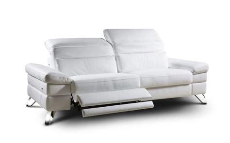 divani elettrici divano design 2 posti meccanismo reclinabile elettrico