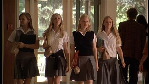 the virgin suicides cast boys lux mary bonnie therese the virgin suicides photo