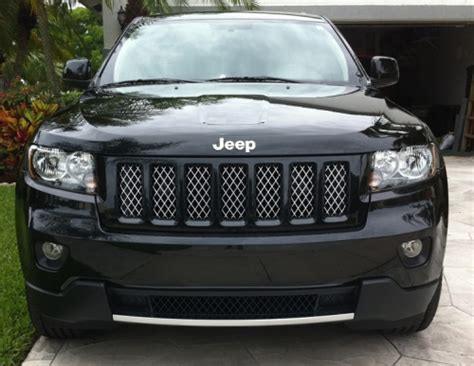 jeep grand cherokee front grill mopar genuine jeep parts accessories jeep grand cherokee