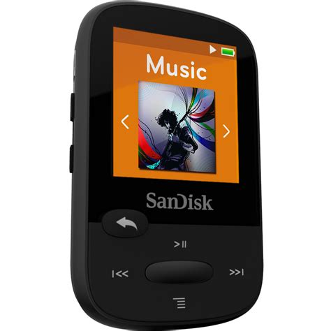 Sandisk Mp3 Player clip sport mp3 player sandisk