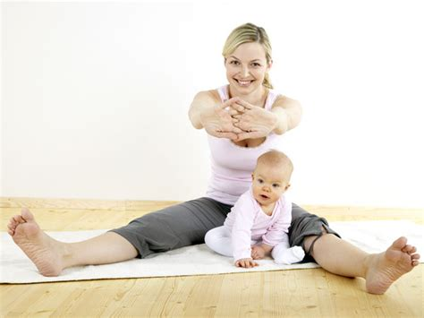recovering from c section with toddler yoga poses for postnatal weight loss boldsky com
