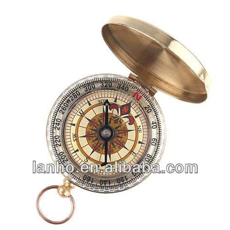 Travel Compass Outdoor American Kompas Cing Portable portable travel hiking outdoor classic brass cing pocket style compass buy