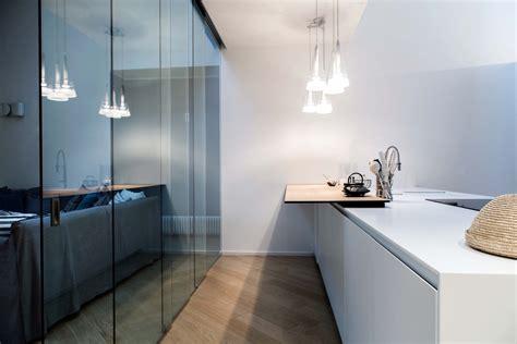 divisione cucina soggiorno fabulous il vetro in cucina soluzioni per la tua cucina