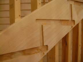stair template jig stair jig finish carpentry contractor talk