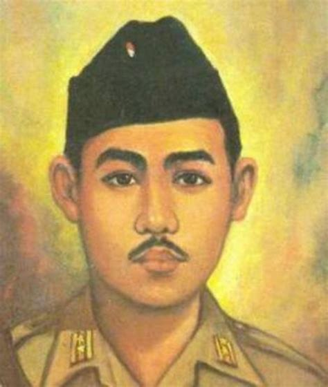 biografi jendral sudirman versi sunda gudang makalah 126 nama dan foto pahlawan indonesia