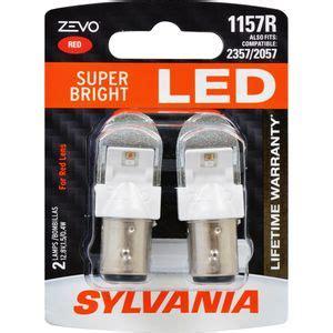 autozone brake light bulb zevo led high mount stop light mini bulb 1157rzevoled
