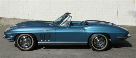 blue book value used cars 1966 chevrolet corvette regenerative braking 1966 corvette california black plate car rare hardtop and softtop a c 36k miles for sale photos