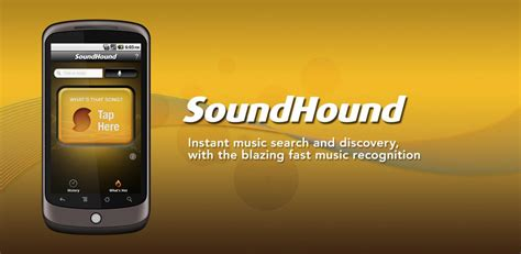 soundhound apk how to find a song in seconds ubergizmo