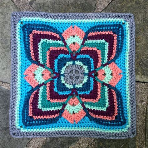 picking pattern for you ll think of me 17 best images about crochet squares on pinterest flower