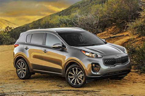 Kia Sportage Reviews Research New Used Models Motor Trend