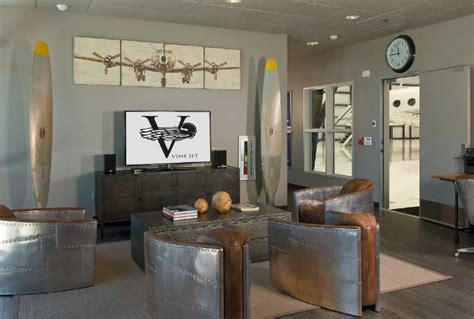 Vine Interiors by Vine Jet Hangar Aircraft Sales Aircraft Charter