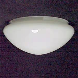 ceiling light globe replacement white glass ceiling light shade pan globe 8 x4 x 9 flush