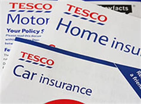tesco insurance house tesco targeting 10 of financial market this is money