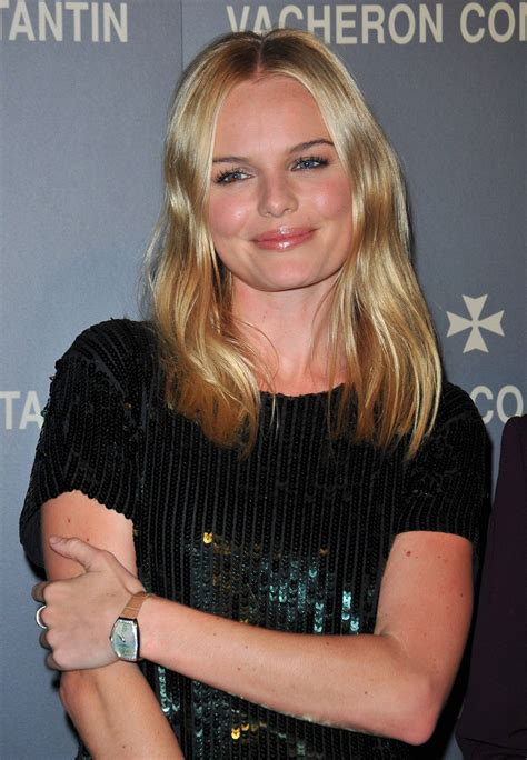 Kate Bosworth Is In V by Living Kate Bosworth Wearing A Vacheron