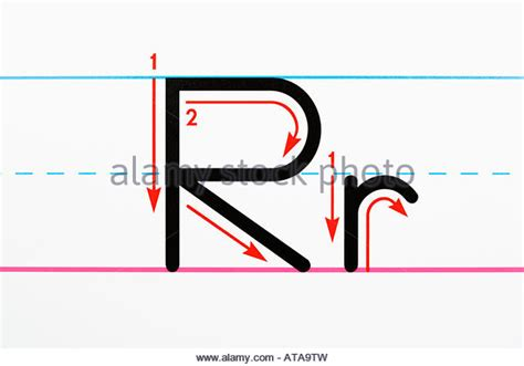 Closing Letter Russian Cursive Writing Stock Photos Cursive Writing Stock Images Alamy