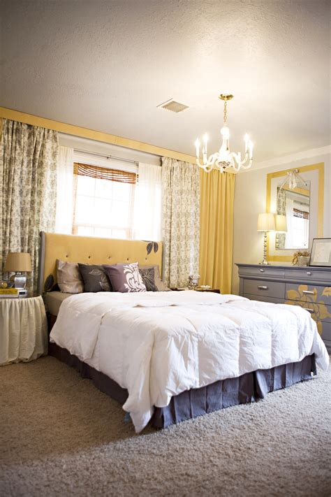 Bedroom Wall Curtains by Master Bedroom Kara Paslay Design