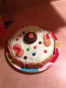 animal cell cake for maddi pinterest