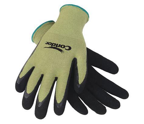 girar imagenes latex condor guante recubierto g negro verde l 225 tex pr guantes
