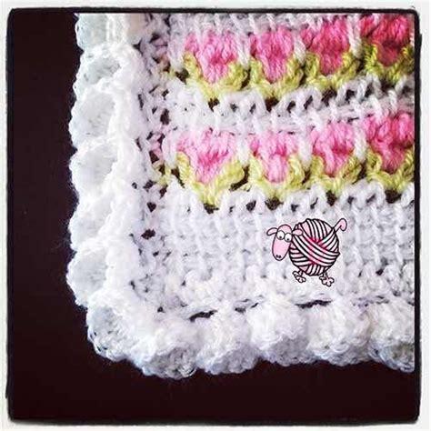 flower pattern edge 17 best images about crochet gorgeous border edging
