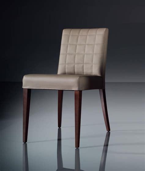 sedie salotto sedia morbida per salotto moderno in pelle idfdesign