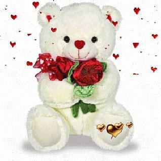Imagenes De Osos Con Rosas Y Corazones | imagenes gif tiernas de ositos y corazones