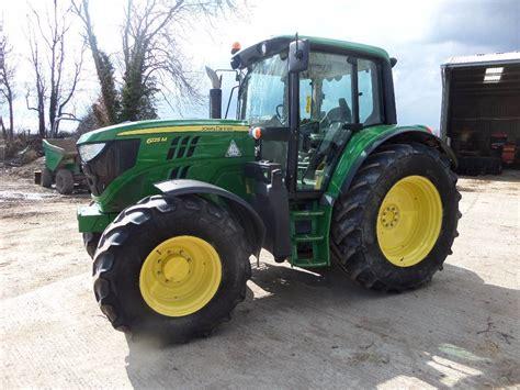 jd id deere 6125m 197 rsmodell 2013 traktor id