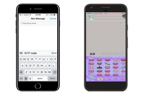 pixel t handle iphone 7 plus screenshots