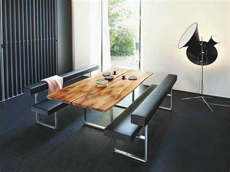 Hochwertige Speisesaal Sets by Esstisch Mit B 228 Nken Neue Kombinationen F 252 R Innenbereich