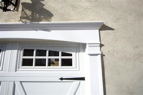 Decorative Garage Door Trim Gallery Trim Details And Decorative Accents Monument Homes