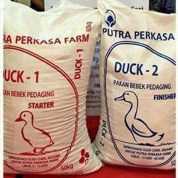 Jual Bibit Bebek Peking Bogor jual pakan bebek harga murah bogor oleh putra perkasa farm