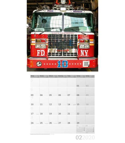 nastenny kalendar hasici feuerwehr