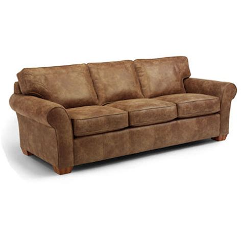 flexsteel n7305 31 vail sofa discount furniture at hickory