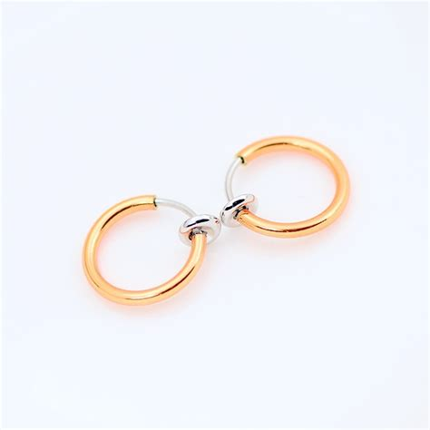 hoop tongue ring images