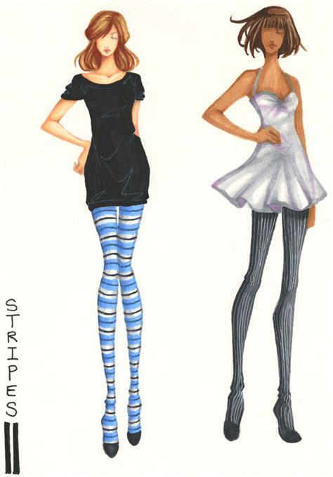 fashion illustration assignments fashion illustrations by ngo at coroflot