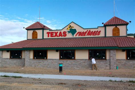 road house steak new texas roadhouse restaurant remains on track for anticipated opening villages