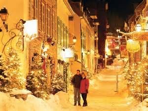 embrace christmas spirit in beautiful quebec city canada