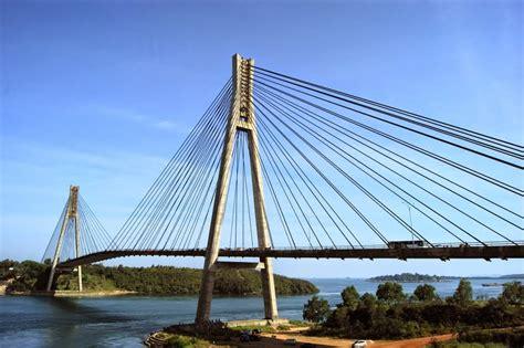 jembatan barelang indahnya penghubung pulau pulau di batam kepulauan riau