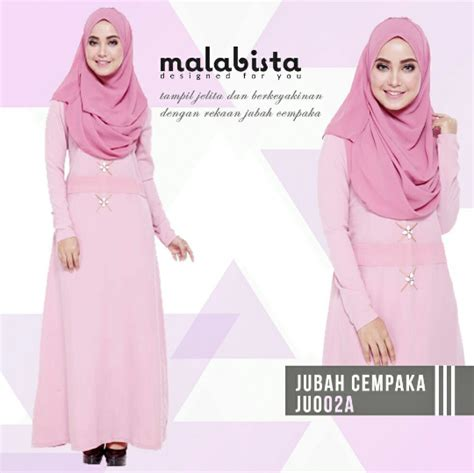 Baju Jubah koleksi baju kurung moden fesyen jubah terkini muslimah