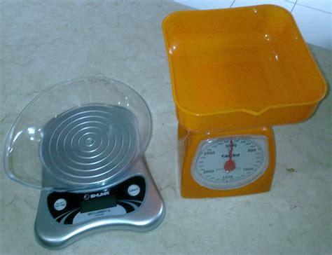 Timbangan Kue Biasa measuring tools chijow